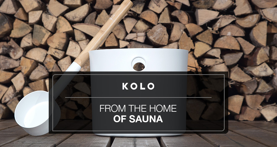 Kolo - From the home of sauna